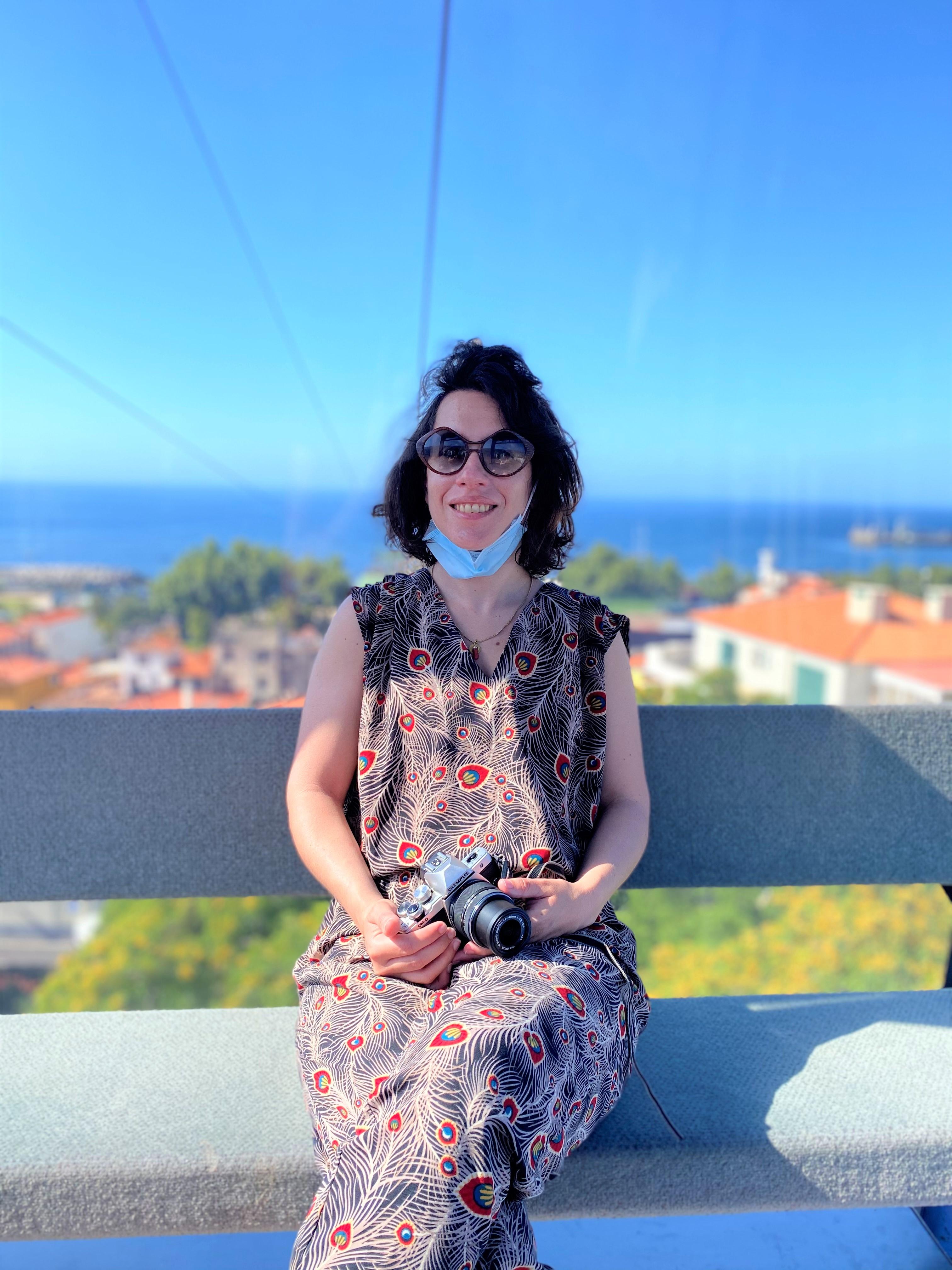 Telepherique-Funchal-Madere-pour-le-jardin-botanique