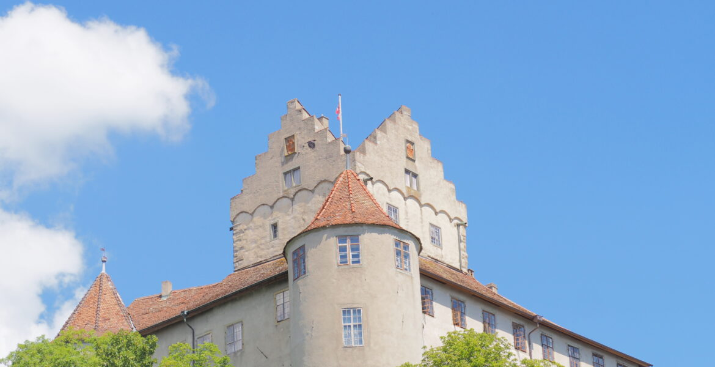 Meersburg citadelle