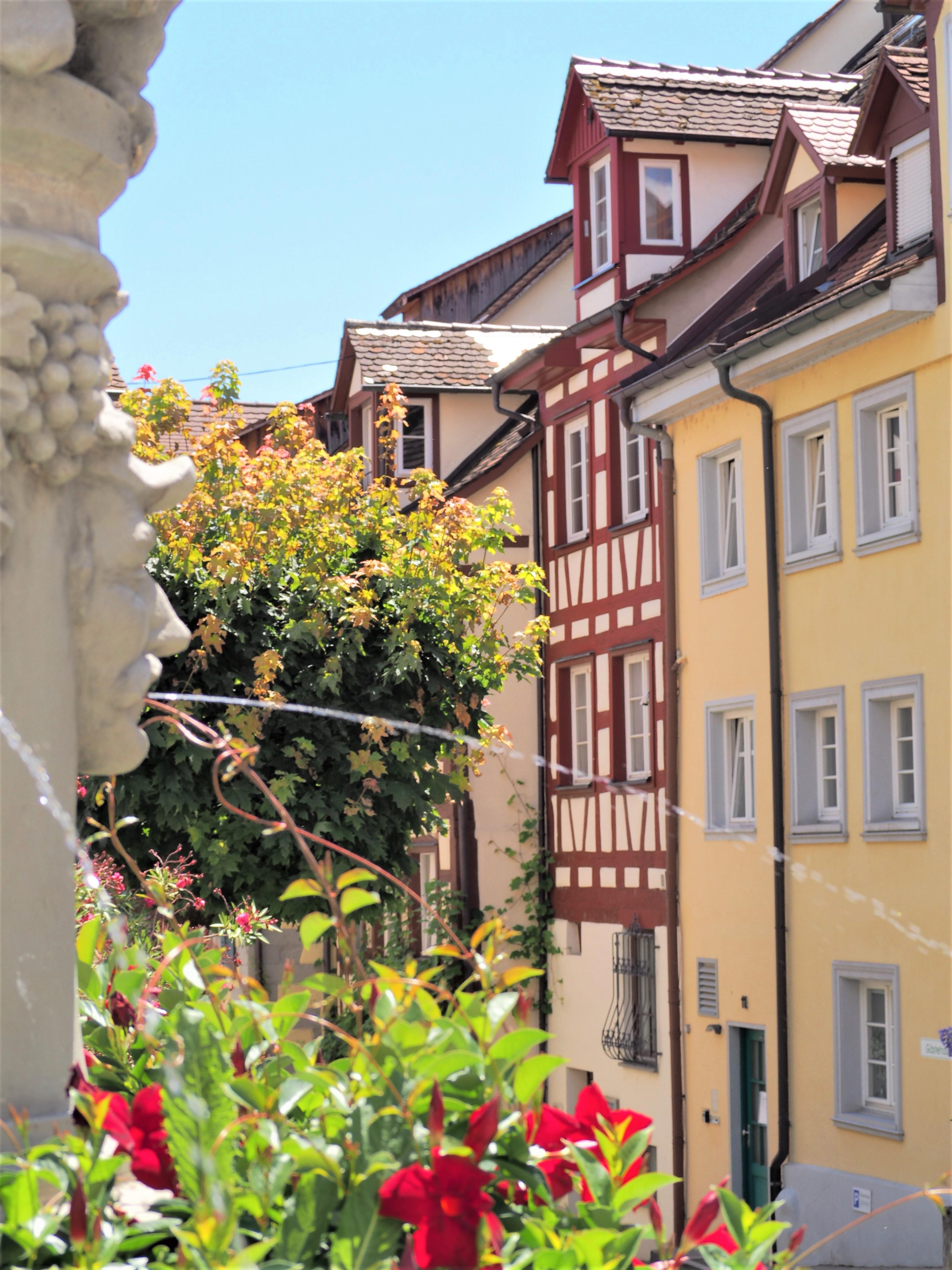 meersburg-fontaine-et-maisons-colorees.